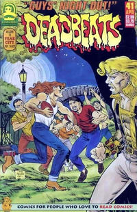 Cover Thumbnail for Deadbeats (Claypool Comics, 1993 series) #41