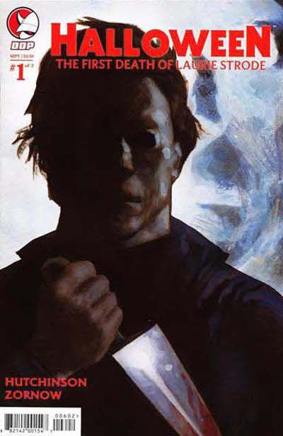 Cover for Halloween: The First Death of Laurie Strode (Devil's Due Publishing, 2008 series) #1