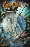 Cover for Kolchak: The Night Stalker Files (Moonstone, 2010 series) #2
