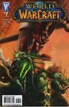 Cover for World of Warcraft (DC, 2008 series) #7 [Samwise Didier Cover Variant]
