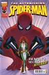 Cover for Astonishing Spider-Man (Panini UK, 2009 series) #17
