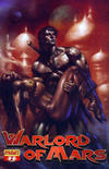Cover for Warlord of Mars (Dynamite Entertainment, 2010 series) #2 [Cover D - Lucio Parrillo]