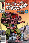 Cover Thumbnail for The Spectacular Spider-Man (1976 series) #156 [newsstand]
