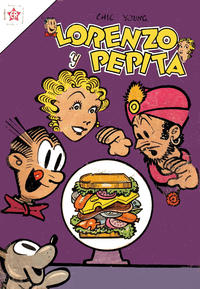 Cover Thumbnail for Lorenzo y Pepita (Editorial Novaro, 1954 series) #122