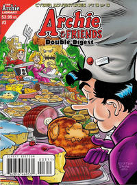 Cover Thumbnail for Archie & Friends Double Digest Magazine (Archie, 2011 series) #3