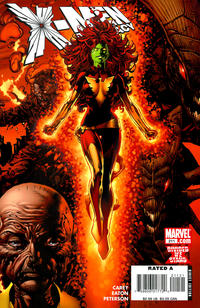 Cover Thumbnail for X-Men: Legacy (Marvel, 2008 series) #211 [Variant Edition]