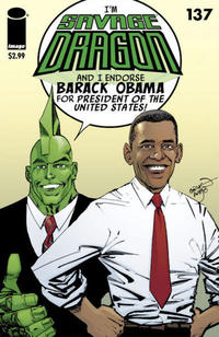 Cover Thumbnail for Savage Dragon (Image, 1993 series) #137