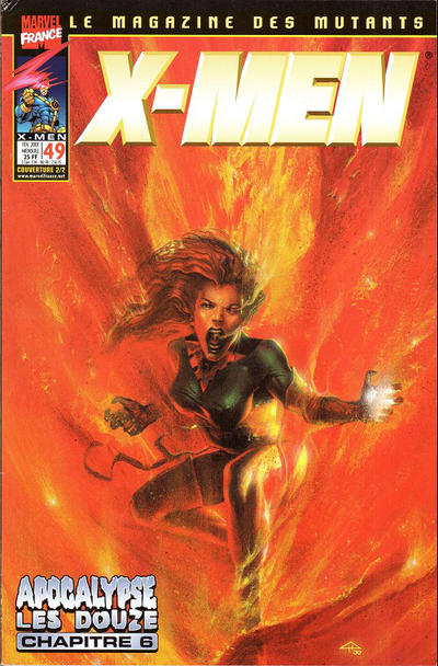 Cover for X-Men (Panini France, 1997 series) #49