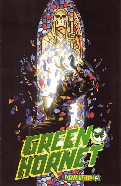 Cover for Green Hornet (2010 series) #13 [Alex Ross Cover]