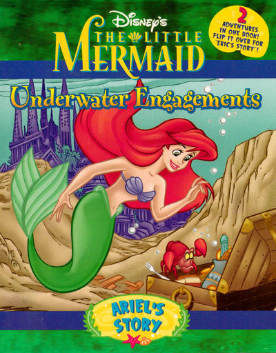 "Cover for Disney's The Little Mermaid ""Underwater Engagements"" (Acclaim / Valiant, 1997 series) #1"