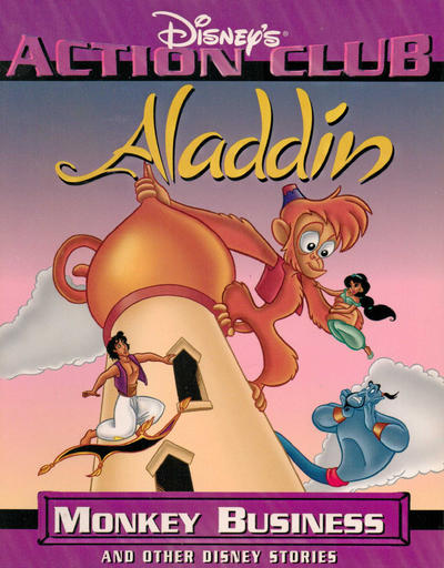 Cover for Disney's Action Club (Acclaim / Valiant, 1997 series) #3