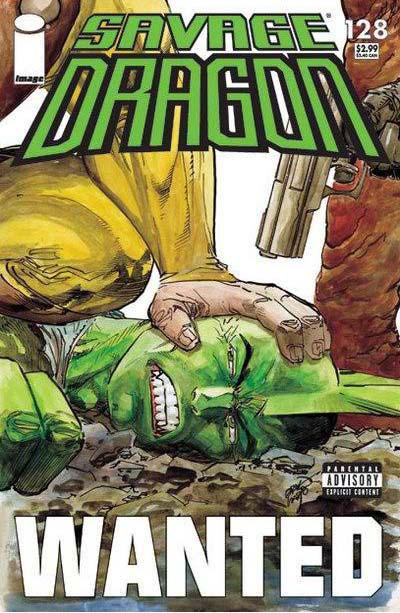 Cover for Savage Dragon (Image, 1993 series) #128
