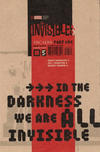 Cover for The Invisibles (DC, 1994 series) #5 [In the Darkness We Are All Invisible]