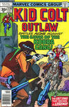 Cover for Kid Colt Outlaw (Marvel, 1949 series) #220 [35 cent cover price variant]