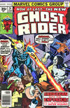 Cover Thumbnail for Ghost Rider (1973 series) #24 [35 cent cover price variant]