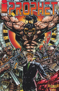 Cover Thumbnail for Prophet (Image, 1993 series) #4 [Platt Cover]