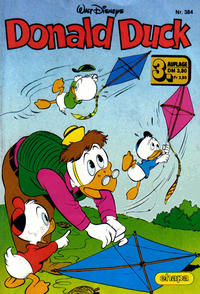 Cover Thumbnail for Donald Duck (Egmont Ehapa, 1974 series) #384