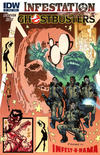Cover Thumbnail for Ghostbusters: Infestation (2011 series) #2 [Cover A]