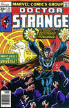 Cover Thumbnail for Doctor Strange (1974 series) #24 [35¢ Price Variant]