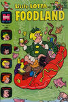 Cover for Little Lotta Foodland (Harvey, 1963 series) #14