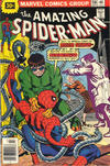 Cover for The Amazing Spider-Man (Marvel, 1963 series) #158 [30¢ Price Variant]
