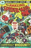 Cover for The Amazing Spider-Man (Marvel, 1963 series) #155 [30¢ cover price]