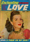 Cover for Enchanting Love (Kirby Publishing Co., 1949 series) #5