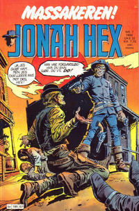 Cover Thumbnail for Jonah Hex (Semic, 1985 series) #7/1986