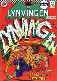 Cover Thumbnail for Lynvingen (Se-Bladene, 1966 series) #5/1968