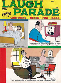 Cover Thumbnail for Laugh Parade (Marvel, 1961 series) #v5#4