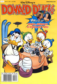 Cover Thumbnail for Donald Duck & Co (Egmont Serieforlaget, 1997 series) #9/2011