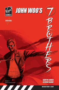 Cover Thumbnail for 7 Brothers (Virgin, 2006 series) #3 [Variant Cover]