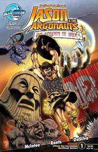 Cover for Jason and the Argonauts: Kingdom of Hades (Bluewater Productions, 2007 series) #1 [Cover A]