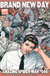 Cover Thumbnail for The Amazing Spider-Man (1999 series) #546 [2nd Print Variant]