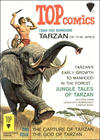 Cover for Top Comics Tarzan of the Apes (Western, 1967 series) #1