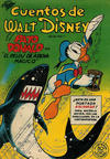 Cover for Cuentos de Walt Disney (Editorial Novaro, 1949 series) #17