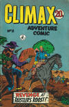 Cover for Climax Adventure Comic (K. G. Murray, 1962 ? series) #8