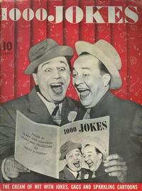Cover Thumbnail for 1000 Jokes (Dell, 1939 series) #18