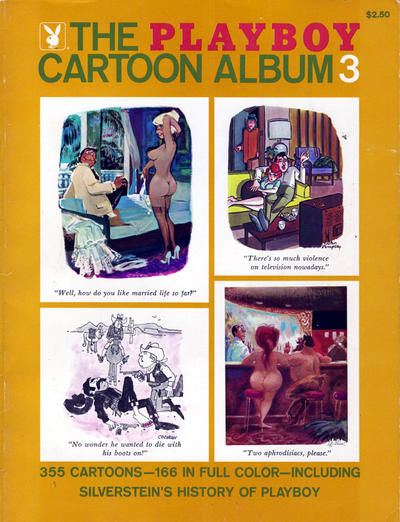 Cover for The Playboy Cartoon Album (Playboy Press, 1963 series) #3
