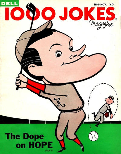 Cover for 1000 Jokes (Dell, 1939 series) #83