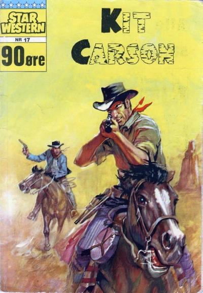 Cover for Star Western (1964 series) #17