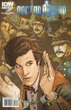 Cover for Doctor Who (IDW, 2011 series) #3 [Cover A]