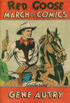 Cover Thumbnail for March of Comics (1946 series) #54 [Red Goose Variant]