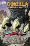 Cover Thumbnail for Godzilla: Kingdom of Monsters (2011 series) #1 [Friendly Neighborhood Comics Cover]