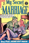 Cover for My Secret Marriage (Superior Publishers Limited, 1953 series) #19