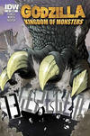 Cover Thumbnail for Godzilla: Kingdom of Monsters (2011 series) #1 [13 Gezegen Cover]