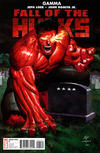 Cover Thumbnail for Fall of the Hulks: Gamma (2010 series) #1 [John Romita Jr. Variant Cover]