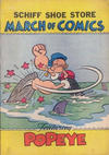 Cover Thumbnail for March of Comics (1946 series) #52 [Schiff Shoe Store Variant]