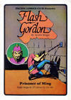 Cover for Pacific Comics Club Presents Flash Gordon (Pacific Comics Club, 1981 series) #2 - Prisoner of Ming