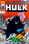 Cover Thumbnail for The Incredible Hulk (1968 series) #333 [Newsstand]